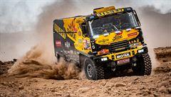 Převratná změna. Rallye Dakar se od nového roku pojede v Saúdské Arábii