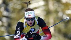 Norové světu opět ukázali špičkový biatlon, Češi dojeli osmí