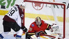 Rittich v NHL zazářil a se stal první hvězdou zápasu. Frolík pomohl k výhře gólem
