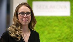 'Nejsme advokátní školka.' Sedláková věří, že i právníci mohou přispět ke zlepšení světa