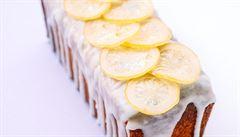 Nepřeslazený veganský dezert? Vyzkoušejte citronový chlebíček
