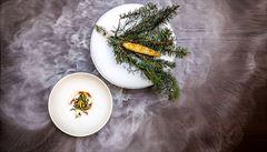 První restaurace v Česku začala nabízet patnáctichodové menu