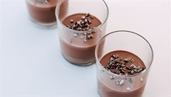 Veganský čokoládový krém. Vyzkoušejte sametové pohlazení