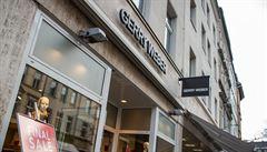 Módní koncern Gerry Weber oznámil insolvenci