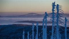 Příští týden bude na horách i plus osm stupňů Celsia, nejchladněji bude na přelomu ledna a února