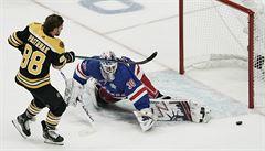 David Pastrňák vybojoval první místo ve střelbě Utkání hvězd NHL