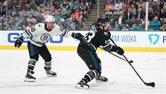 Metropolitní divize ovládla Utkání hvězd NHL hlavně díky Crosbymu, Pastrňák dvakrát asistoval