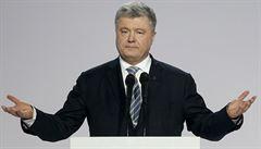 Porošenko chce zůstat ukrajinským prezidentem. V březnových volbách bude obhajovat mandát
