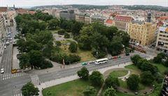 Proměníme park na Karlově náměstí