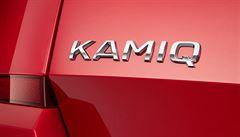 Nové městské SUV od Škodovky ponese jméno Kamiq. Stejně jako čínský model