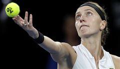 Ani jsem si nedokázala představit, že budu zase takovou hráčkou, říkala Kvitová po finále