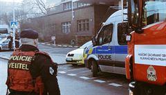 'Pyropes' opět v akci. Na VŠE byla nahlášena pátá bomba za semestr, škola prodloužila o 3 dny zkouškové