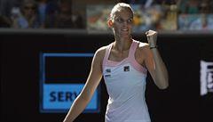 Nejlepší výkon na turnaji. Plíšková je ve čtvrtfinále Australian Open