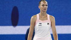 Plíšková na famózní Ósakaovou nestačila, Japonka si zahraje ve finále s Kvitovou