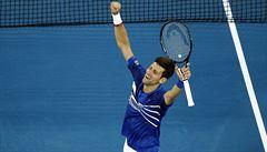 Djokovič má rekordní sedmý triumf z Australian Open. Ve finále nedal šanci Nadalovi