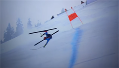 Děsivý pád v obávaném Kitzbühelu. Závodníka odvážel vrtulník