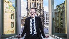 Pro pražskou kancelář je velmi těžké v Brně uspět, říká advokát Hanslik