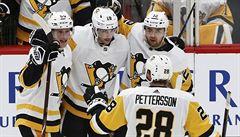 VIDEO: Simon přihrál na gól Crosbymu, Pittsburgh díky tomu vyhrál