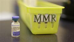 Vědci otestovali 650 tisíc dětí. Vakcína proti spalničkám nevede k autismu, zní závěr