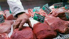 Polské hovězí se salmonelou šlo na Moravě na deset míst. Stovky kilogramů se zřejmě snědly
