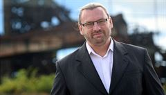 SPD zrušila ostravskou krajskou organizaci. Její šéf, poslanec Volný, chce kandidovat na předsedu strany