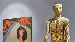 Tíha i naděje v Museu Kampa. Výstava připomíná Jana Palacha a Jana Zajíce