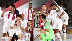 Senzační titul. Mistry Asie se po výhře nad Japonskem stávají fotbalisté Kataru
