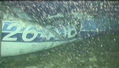 Letadlo s argentinským fotbalistou Salou se našlo. V troskách je viditelné tělo