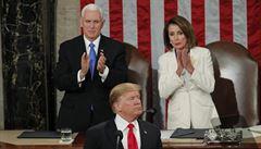 Co zaznělo v Trumpově očekávaném projevu? Prozradil termín setkání s Kimem, útočil na FBI i migranty