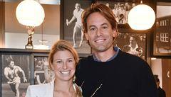 Tenistka Hlaváčková je těhotná a přerušuje kariéru. Uvažuje i o návratu