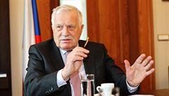 Exprezident Klaus se ostře pustil do ODS. Musí podle něj vzniknout nová pravicová strana