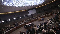NATO: Ruské rakety porušující podmínky smlouvy INF jsou rizikem pro členy aliance