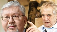 Senát odmítnutím Gerlochovy nominace uškodil Ústavnímu soudu, řekl Zeman