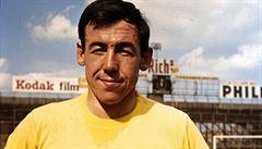 Zemřel nejlepší anglický gólman historie Banks. Pelého hlavičku zlikvidoval zákrokem století