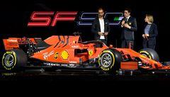 S tímhle miláčkem chce letos vyhrát titul. Ferrari představilo nový monopost SF90