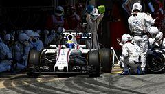 VIDEO: Pomalá výměna pneumatik? Mechanici v F1 ji zvládnou za necelé dvě sekundy