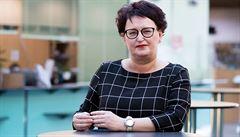 'Někdo čte z ruky, já z nemovitostí.' Daniela Šustrová pracuje na pražském 'katastru' 22 let