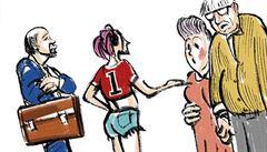 Spory o výživné ničí rodiny. Děti jsou často k žalobám tlačeny druhým rodičem nebo partnerem