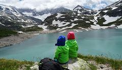 NOMÁDI: S kočárkem i na ledovec. Cesty s dětmi nemusí končit jen v zábavním parku