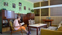 Vítkovická nemocnice má retropokoj, seniorům pomáhá s pamětí