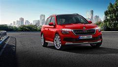 Škoda oznámila cenu svého nejmenšího SUV Kamiq, bude o 10 tisíc korun dražší než Scala
