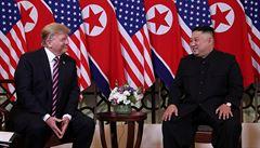 Babiš pochválil Trumpa za jednání s Kim Čong-unem. Lepší než válka, řekl
