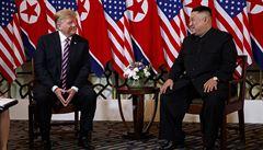 Konec mlčení. Média v KLDR přiznala, že summit Trumpa a Kima skončil bez dohody