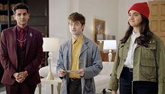 Krach na burze i elitní škola pro zabijáky. Na jaké seriály se podívat o velikonočním volnu?