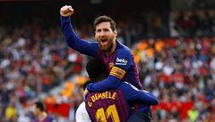 Návod pro Slavii. Buďte jako Messi, když chcete porazit Sevillu