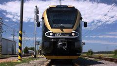 Pikantní obchod padl. ČD nekoupí černé vlaky Leo Expressu, firma nabídku odmítla