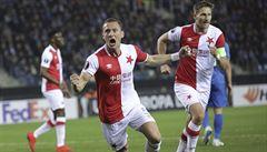 Do Edenu přijede brankář Vaclík. V osmifinále Evropské ligy se Slavia utká se Sevillou