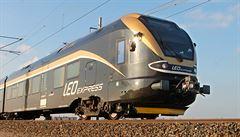 Leo Express míří na pražské koleje, může se stát konkurencí Českých drah