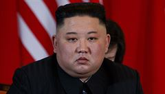 Kim přijede ještě během dubna do ruského Vladivostoku. Bude jednat s Putinem