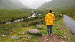 NOMÁDI: Skotskem v dodávce. Chybí vám výhled na moře? Dojeďte za ním